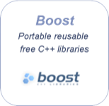 Boost - portable reusable free C++ libraries