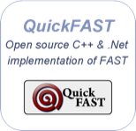 QuickFAST - Open source C++ and .Net implementation of FAST